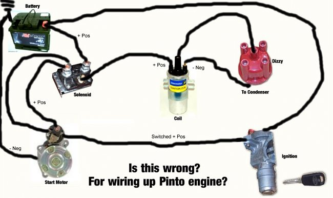 Showthread on toyota ignition coil wiring diagram
