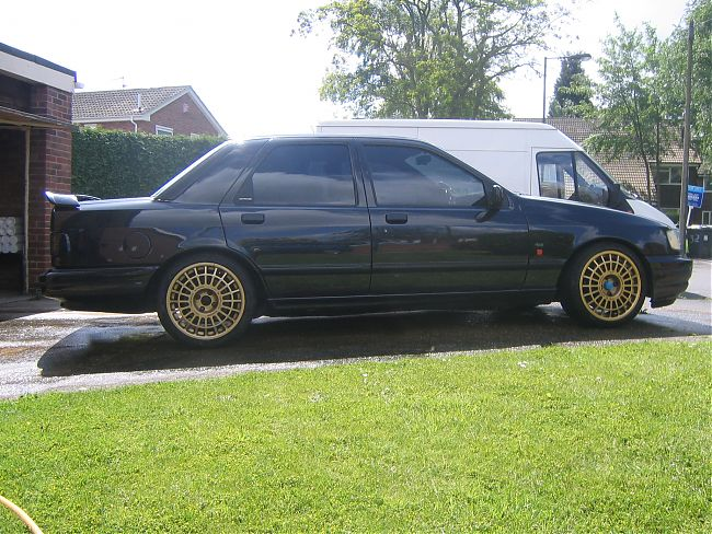 Sierra Sapphire RS Cosworth 4x4 (Sold)