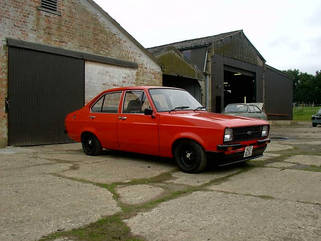 Ford escort mk2 sold for West motor ford preston idaho