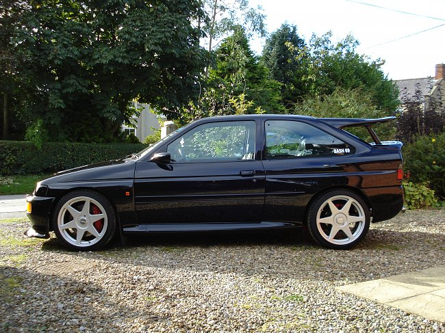 immaculate escort cosworth for sale sold. Black Bedroom Furniture Sets. Home Design Ideas