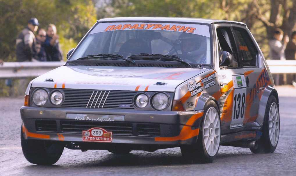 very rare fiat ritmo abarth 130 tc