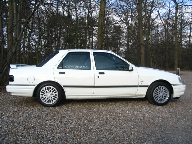 1991 FORD SIERRA SAPPHIRE RS COSWORTH 4x4