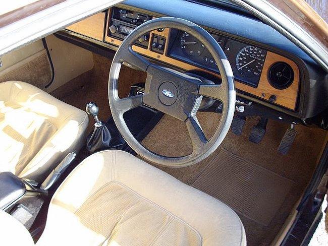 1977 Ford Cortina 2 0 Ghia Estate 54 000 Miles