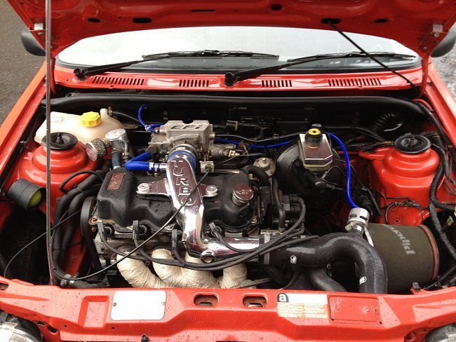Ford Fiesta Rs Turbo 1991 Very Very Clean