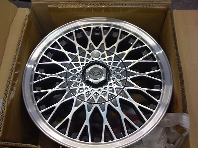 Sierra Rs500 3door Cosworth Brand New Wheels In Boxs