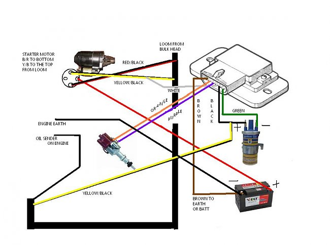 Showthread on yanmar starter wiring diagram