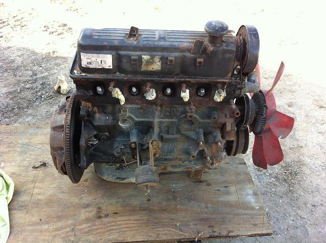 2 0 Litre Pinto 202 Block Engine For Sale
