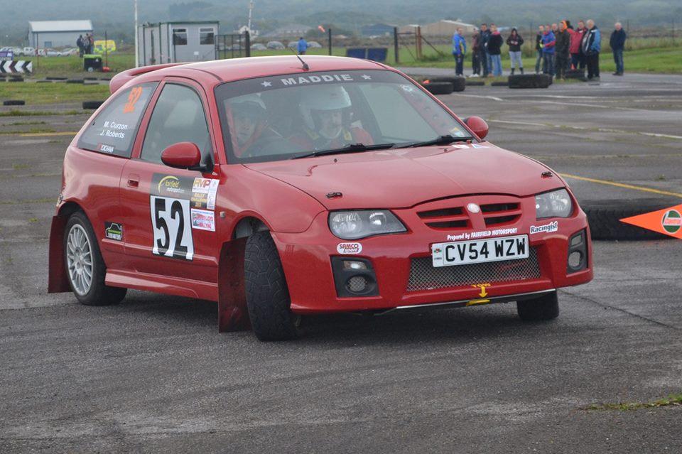 Mg zr rally car - Page 2