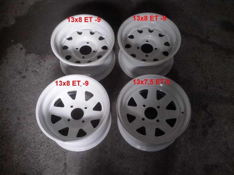 Weller wheels Ford 4x108