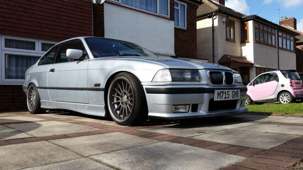 1995 BMW E36 325I Coupe (SOLD)