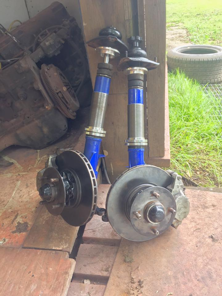 Mk1 Escort 2 25 Coilover Spring Length Rate Selection Guidance