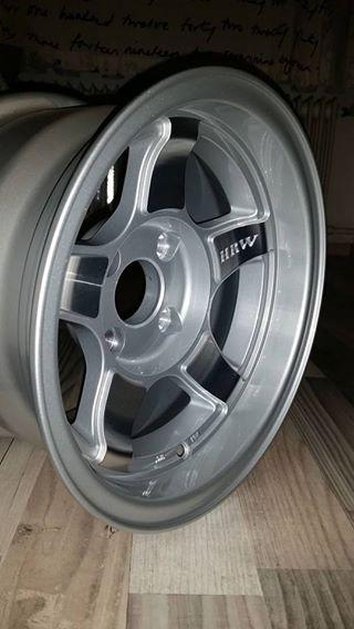 8x13 Race Wheels Ford 4x108
