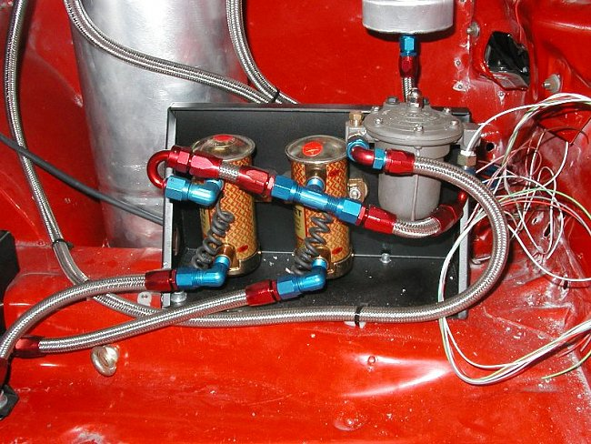 facet red top fuel pump installation instructions